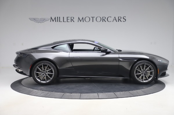 Used 2019 Aston Martin DB11 V8 Coupe for sale Sold at Bentley Greenwich in Greenwich CT 06830 8