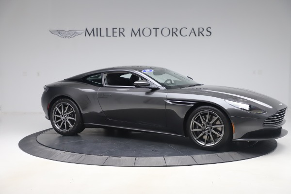 Used 2019 Aston Martin DB11 V8 Coupe for sale Sold at Bentley Greenwich in Greenwich CT 06830 9