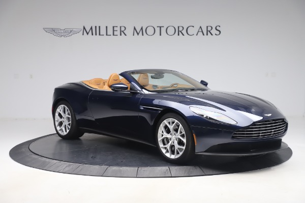 Used 2019 Aston Martin DB11 Volante Convertible for sale $219,900 at Bentley Greenwich in Greenwich CT 06830 10