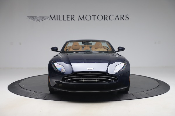 Used 2019 Aston Martin DB11 Volante Convertible for sale Sold at Bentley Greenwich in Greenwich CT 06830 11
