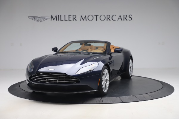 Used 2019 Aston Martin DB11 Volante Convertible for sale Sold at Bentley Greenwich in Greenwich CT 06830 12