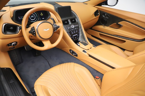 Used 2019 Aston Martin DB11 Volante Convertible for sale $219,900 at Bentley Greenwich in Greenwich CT 06830 13