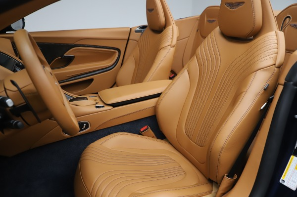 Used 2019 Aston Martin DB11 Volante Convertible for sale $219,900 at Bentley Greenwich in Greenwich CT 06830 15
