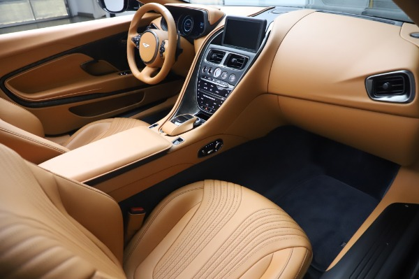 Used 2019 Aston Martin DB11 Volante Convertible for sale Sold at Bentley Greenwich in Greenwich CT 06830 18