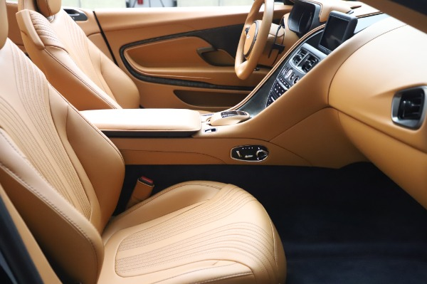 Used 2019 Aston Martin DB11 Volante Convertible for sale $219,900 at Bentley Greenwich in Greenwich CT 06830 19