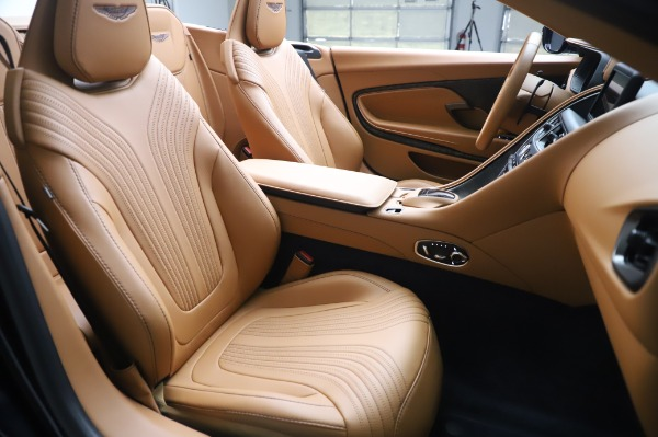 Used 2019 Aston Martin DB11 Volante Convertible for sale Sold at Bentley Greenwich in Greenwich CT 06830 20