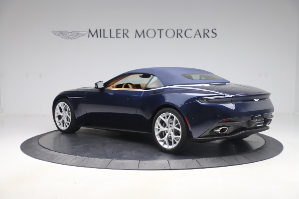 Used 2019 Aston Martin DB11 Volante Convertible for sale Sold at Bentley Greenwich in Greenwich CT 06830 22