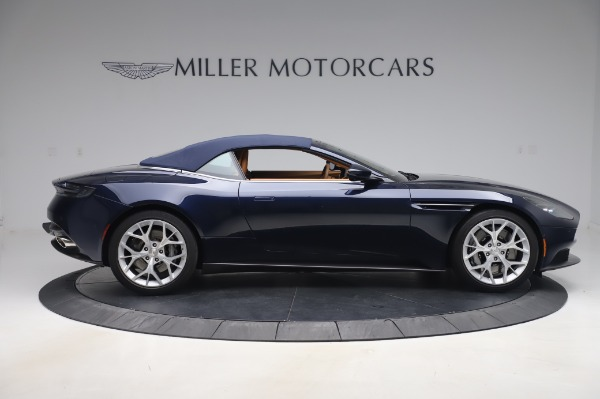 Used 2019 Aston Martin DB11 Volante Convertible for sale $219,900 at Bentley Greenwich in Greenwich CT 06830 24