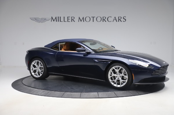 Used 2019 Aston Martin DB11 Volante Convertible for sale $219,900 at Bentley Greenwich in Greenwich CT 06830 25
