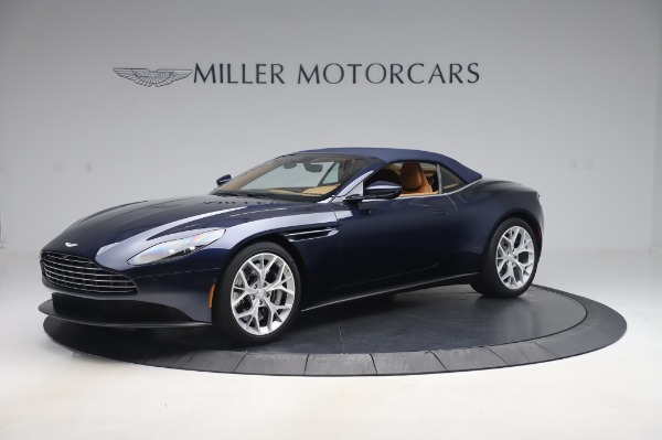 Used 2019 Aston Martin DB11 Volante Convertible for sale Sold at Bentley Greenwich in Greenwich CT 06830 26