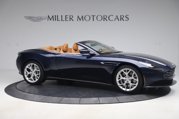 Used 2019 Aston Martin DB11 Volante Convertible for sale Sold at Bentley Greenwich in Greenwich CT 06830 9