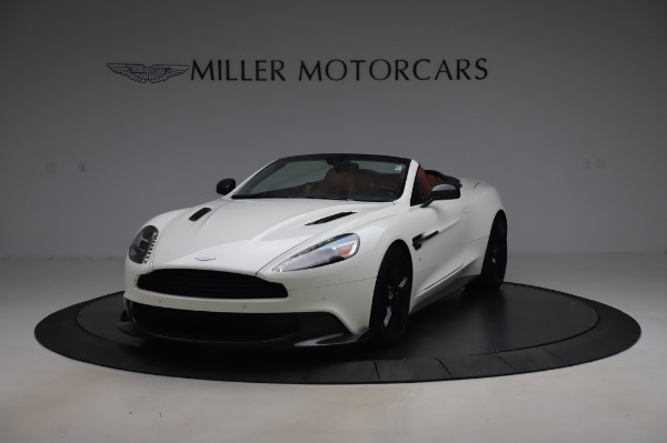Used 2018 Aston Martin Vanquish S Volante for sale $183,900 at Bentley Greenwich in Greenwich CT 06830 12