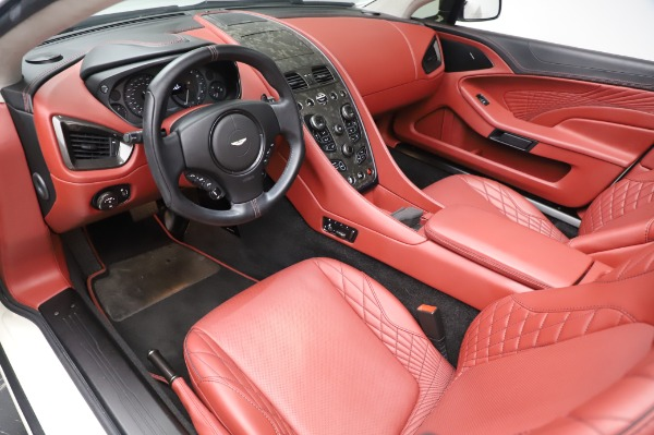 Used 2018 Aston Martin Vanquish S Volante for sale $183,900 at Bentley Greenwich in Greenwich CT 06830 13
