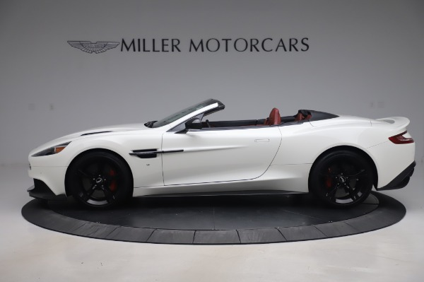 Used 2018 Aston Martin Vanquish S Volante for sale $183,900 at Bentley Greenwich in Greenwich CT 06830 2