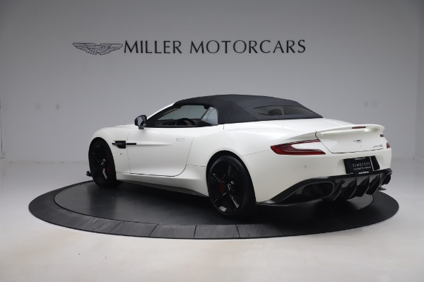 Used 2018 Aston Martin Vanquish S Volante for sale $183,900 at Bentley Greenwich in Greenwich CT 06830 23