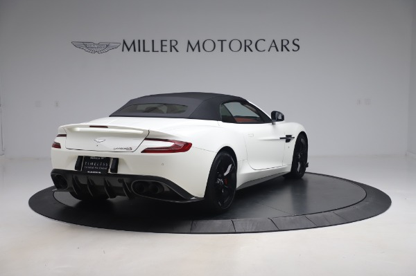 Used 2018 Aston Martin Vanquish S Volante for sale $183,900 at Bentley Greenwich in Greenwich CT 06830 24