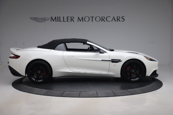 Used 2018 Aston Martin Vanquish S Volante for sale $183,900 at Bentley Greenwich in Greenwich CT 06830 25