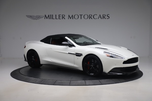 Used 2018 Aston Martin Vanquish S Volante for sale $183,900 at Bentley Greenwich in Greenwich CT 06830 26