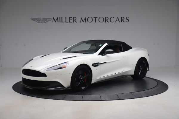 Used 2018 Aston Martin Vanquish S Volante for sale $183,900 at Bentley Greenwich in Greenwich CT 06830 27