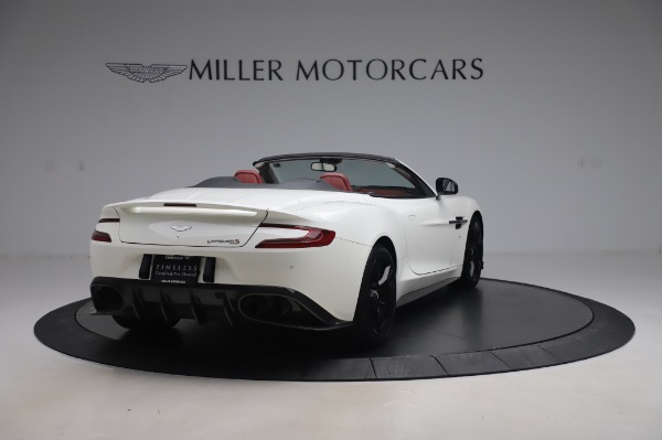 Used 2018 Aston Martin Vanquish S Volante for sale $183,900 at Bentley Greenwich in Greenwich CT 06830 6