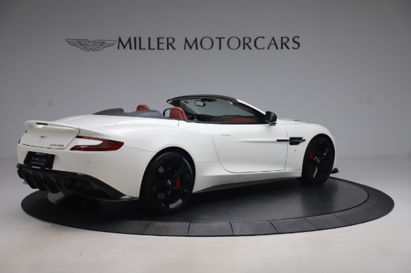Used 2018 Aston Martin Vanquish S Volante for sale $183,900 at Bentley Greenwich in Greenwich CT 06830 7