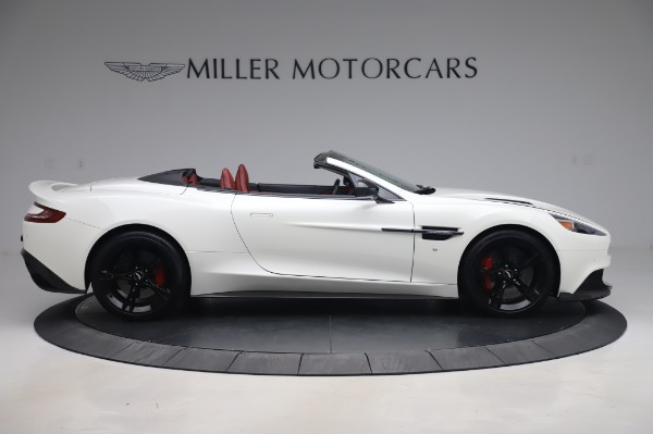 Used 2018 Aston Martin Vanquish S Volante for sale $183,900 at Bentley Greenwich in Greenwich CT 06830 8