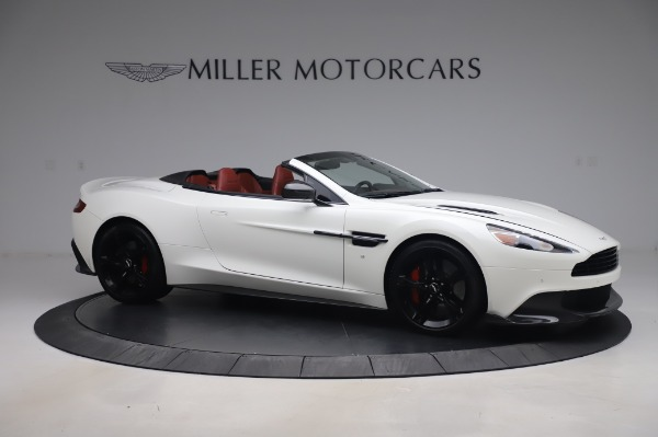 Used 2018 Aston Martin Vanquish S Volante for sale $183,900 at Bentley Greenwich in Greenwich CT 06830 9