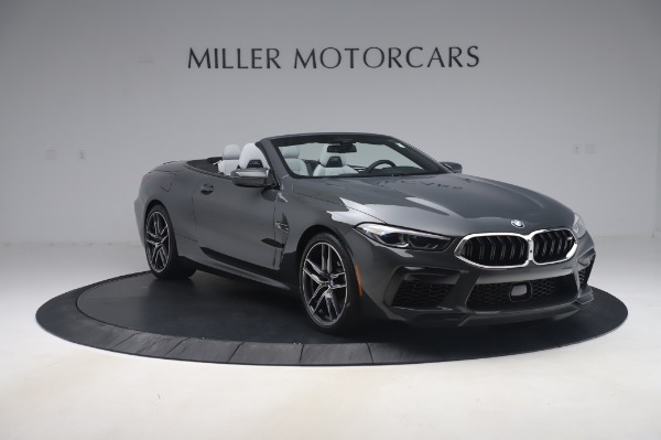 Used 2020 BMW M8 Base for sale $129,900 at Bentley Greenwich in Greenwich CT 06830 11