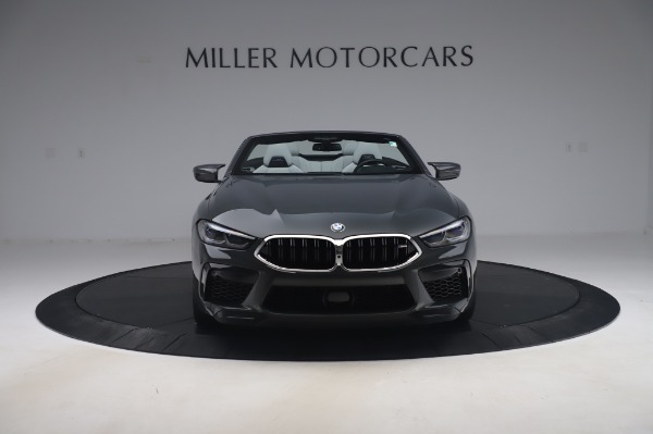 Used 2020 BMW M8 Base for sale $129,900 at Bentley Greenwich in Greenwich CT 06830 12