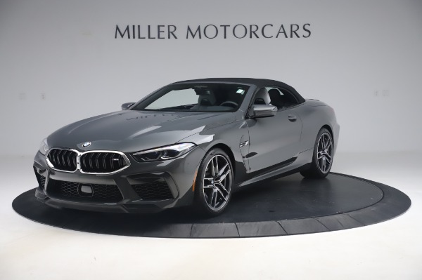Used 2020 BMW M8 Base for sale $129,900 at Bentley Greenwich in Greenwich CT 06830 13