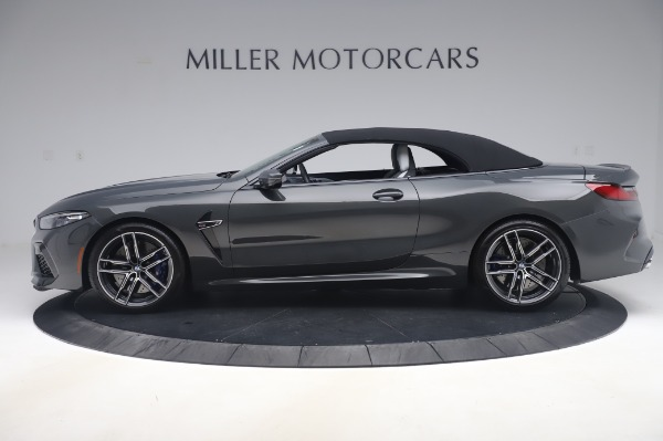 Used 2020 BMW M8 Base for sale $129,900 at Bentley Greenwich in Greenwich CT 06830 14