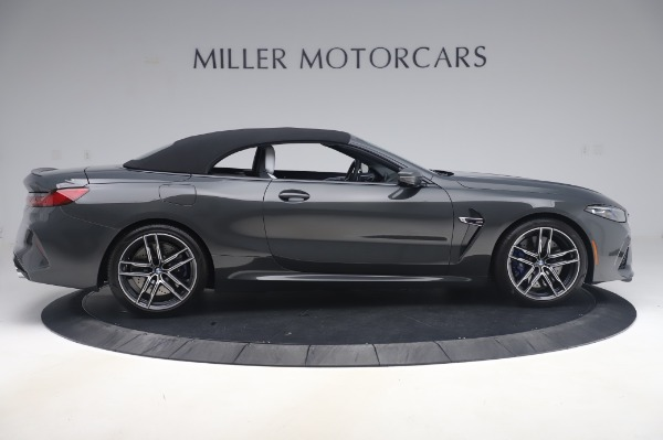 Used 2020 BMW M8 Base for sale $129,900 at Bentley Greenwich in Greenwich CT 06830 16