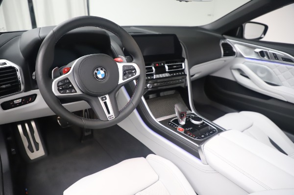Used 2020 BMW M8 Base for sale $129,900 at Bentley Greenwich in Greenwich CT 06830 18