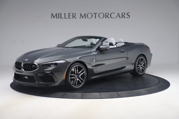 Used 2020 BMW M8 Base for sale $129,900 at Bentley Greenwich in Greenwich CT 06830 2