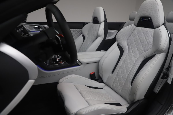 Used 2020 BMW M8 Base for sale $129,900 at Bentley Greenwich in Greenwich CT 06830 20