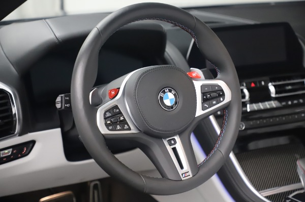 Used 2020 BMW M8 Base for sale $129,900 at Bentley Greenwich in Greenwich CT 06830 22