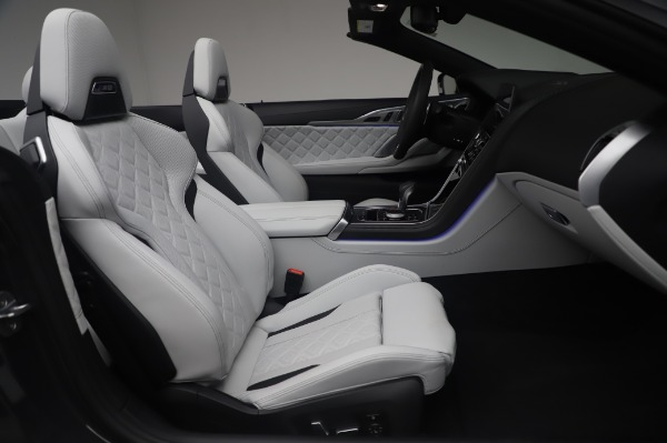 Used 2020 BMW M8 Base for sale $129,900 at Bentley Greenwich in Greenwich CT 06830 24