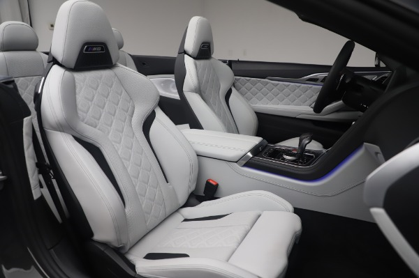 Used 2020 BMW M8 Base for sale $129,900 at Bentley Greenwich in Greenwich CT 06830 26