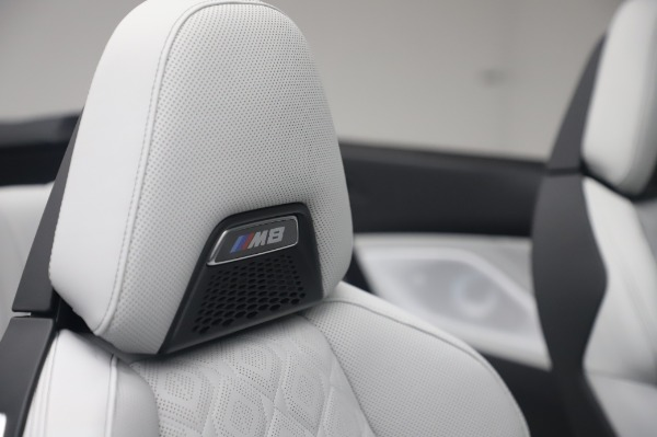 Used 2020 BMW M8 Base for sale $129,900 at Bentley Greenwich in Greenwich CT 06830 27