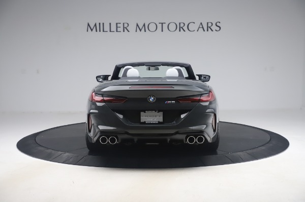 Used 2020 BMW M8 Base for sale $129,900 at Bentley Greenwich in Greenwich CT 06830 6