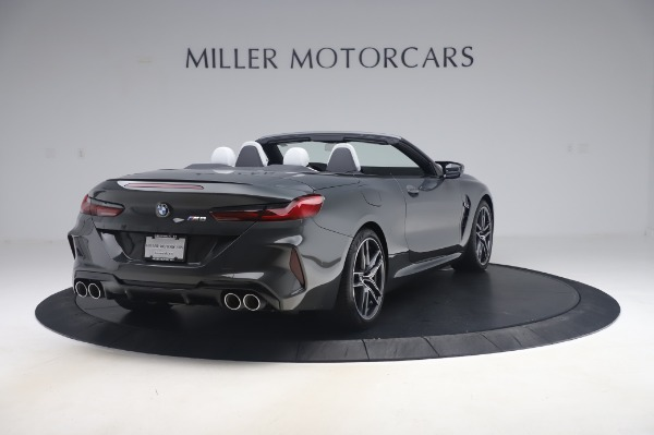 Used 2020 BMW M8 Base for sale $129,900 at Bentley Greenwich in Greenwich CT 06830 7