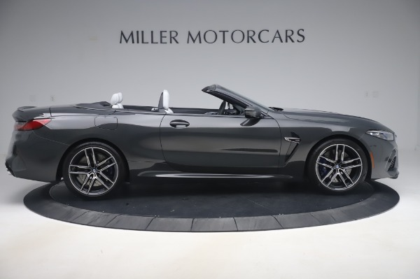 Used 2020 BMW M8 Base for sale $129,900 at Bentley Greenwich in Greenwich CT 06830 9