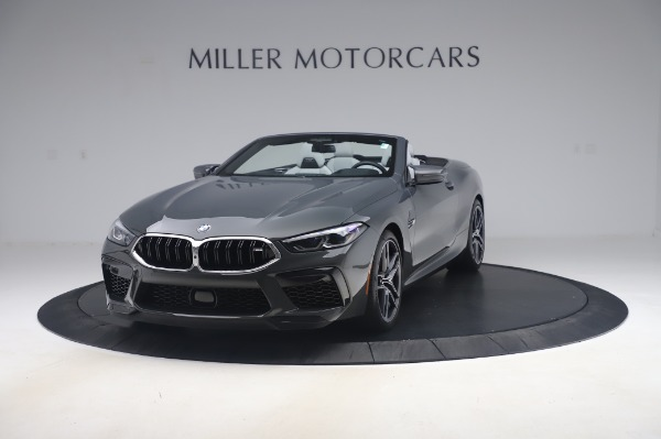 Used 2020 BMW M8 Base for sale $129,900 at Bentley Greenwich in Greenwich CT 06830 1