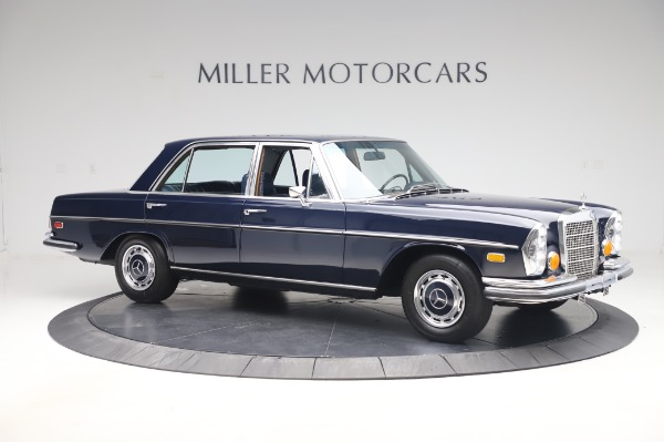 Used 1971 Mercedes Benz 300 SEL 6.3 for sale $117,000 at Bentley Greenwich in Greenwich CT 06830 10