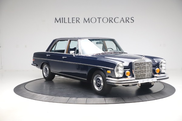 Used 1971 Mercedes Benz 300 SEL 6.3 for sale $117,000 at Bentley Greenwich in Greenwich CT 06830 11