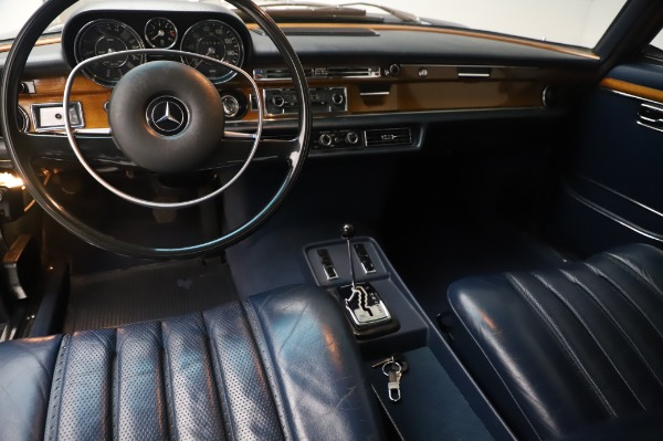 Used 1971 Mercedes Benz 300 SEL 6.3 for sale $117,000 at Bentley Greenwich in Greenwich CT 06830 14