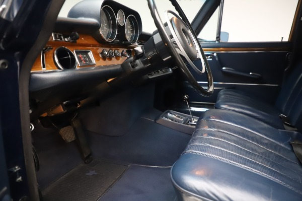 Used 1971 Mercedes Benz 300 SEL 6.3 for sale $117,000 at Bentley Greenwich in Greenwich CT 06830 16