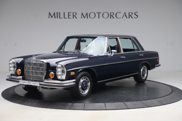 Used 1971 Mercedes Benz 300 SEL 6.3 for sale $117,000 at Bentley Greenwich in Greenwich CT 06830 2