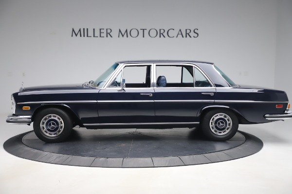 Used 1971 Mercedes Benz 300 SEL 6.3 for sale $117,000 at Bentley Greenwich in Greenwich CT 06830 3