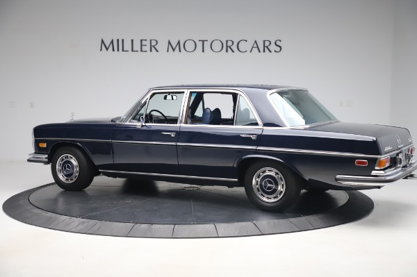 Used 1971 Mercedes Benz 300 SEL 6.3 for sale $117,000 at Bentley Greenwich in Greenwich CT 06830 4